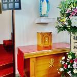 祭壇と聖櫃