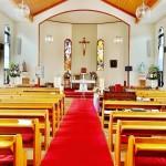 大山教会聖堂