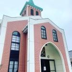 カトリック大山教会外観